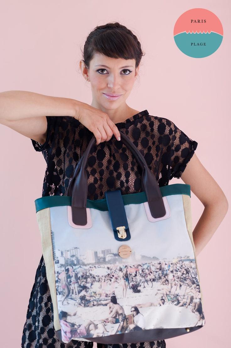 Shopping bag colores / Parisialidad