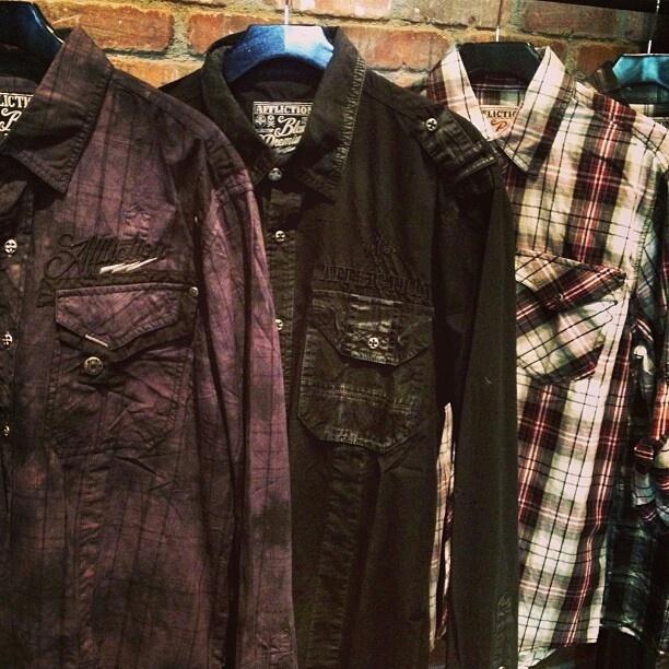 Affliction Clothing