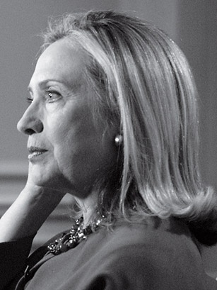 """Secretary Clinton has been thoughtful and tough-minded about where and how the U.S. should engage its prestige, its resources and its men and women in the field, both civilian and military. She is an idealistic realist and a superb Secretary of State."" —Former Defense Secretary Robert Gates writes about Hillary Clinton, one of TIME's 100 Most Influential People in the World. http://ti.me/Jaddyg"
