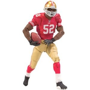 NFL San Francisco 49ers McFarlane 2012 Playmakers Series 3 Patrick Willis Action Figure,$11.73
