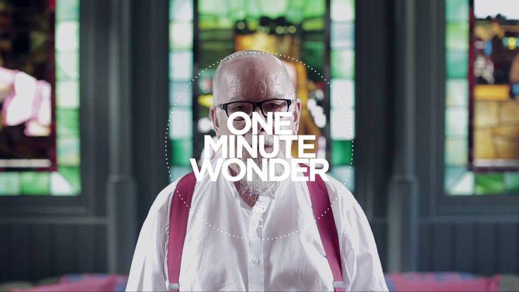 One Minute Wonder 60 - Sir Peter Blake on Vimeo