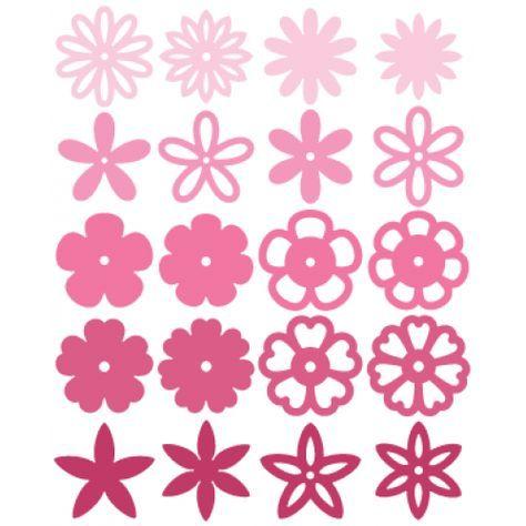Download FREE SVG - flowers   Flower svg files, Flower svg, Svg