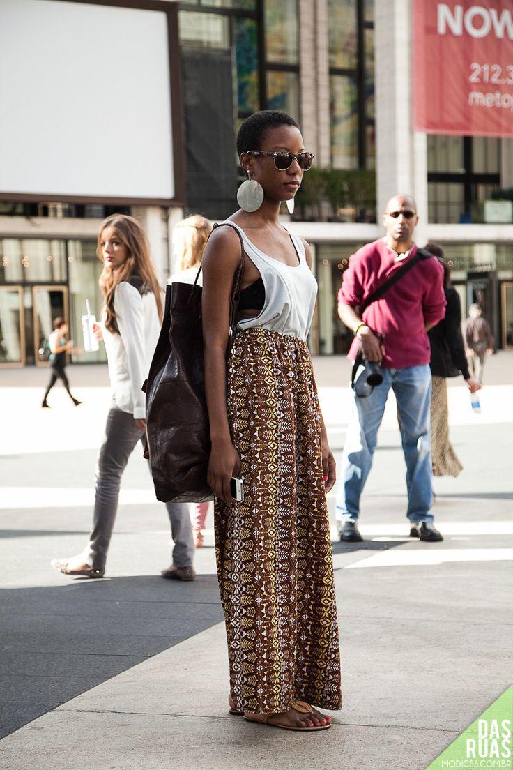 As tendências black das ruas de NY - Modices