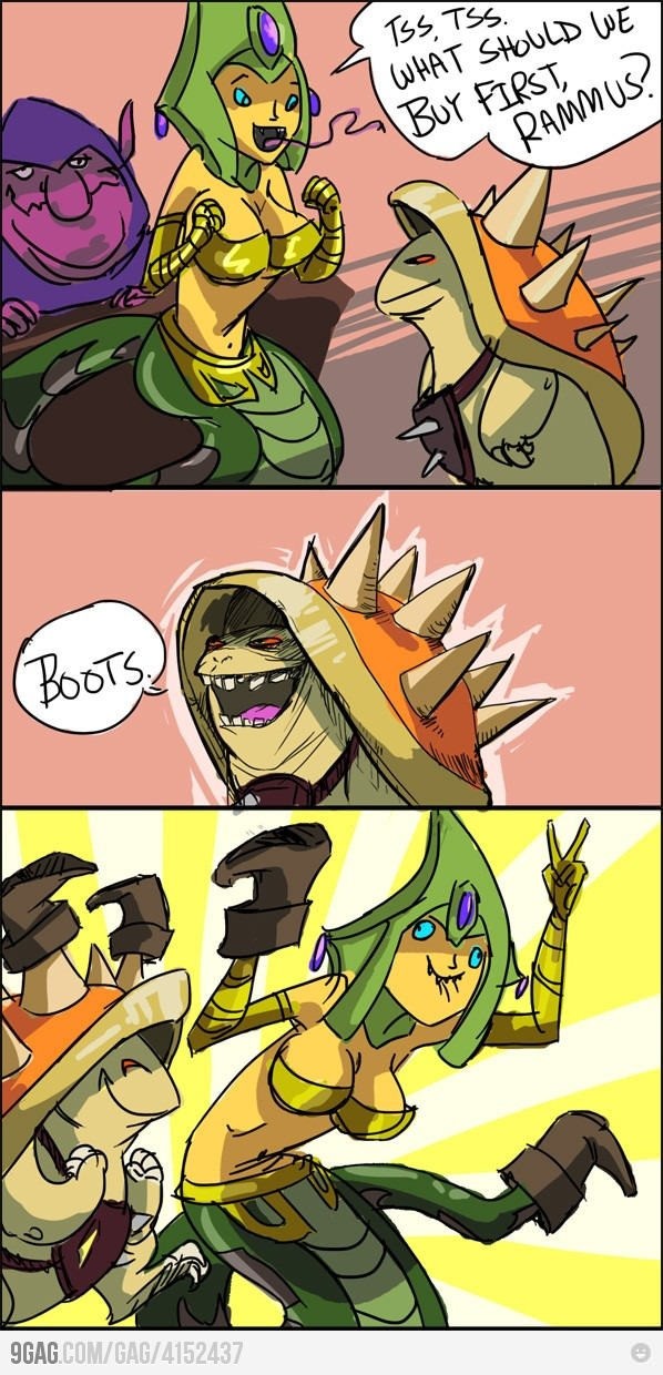 League of Legends! The first I've found on Pinterest.