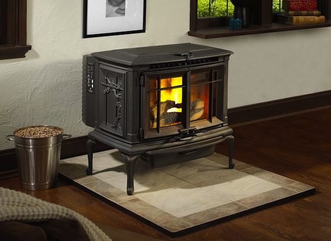 41 Best Pellet Stove Wall Images On Pinterest Fire