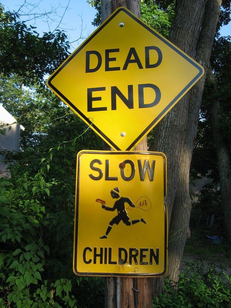 Dead End / Slow Children
