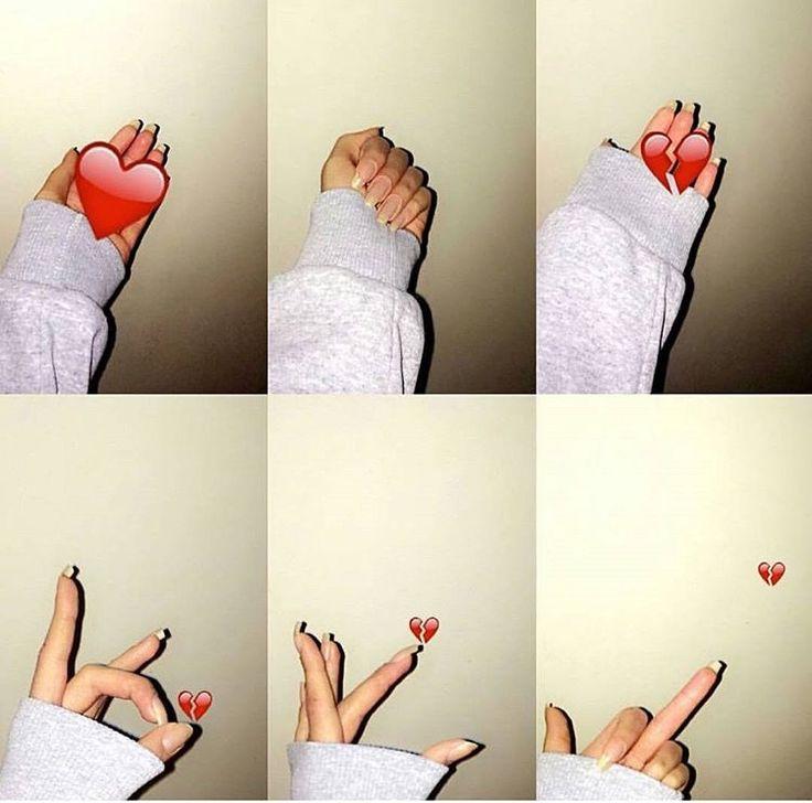 Quadrinho ilustrando o coração