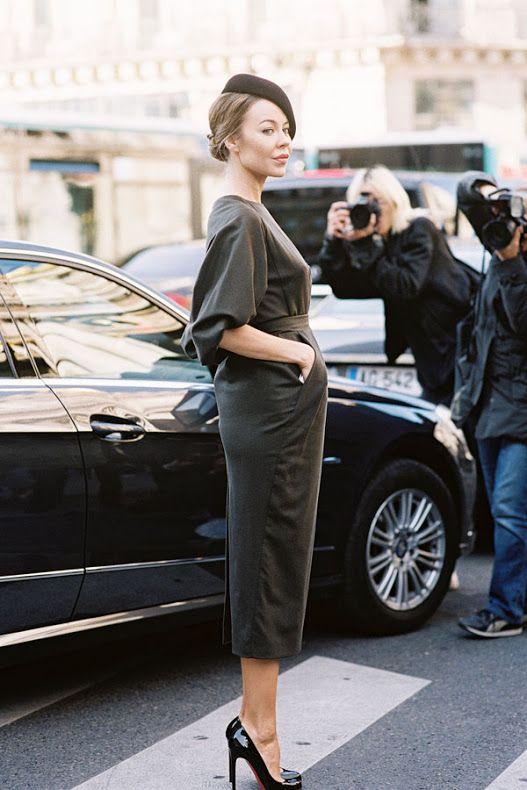 Ulyana Sergeenko #modestfashion