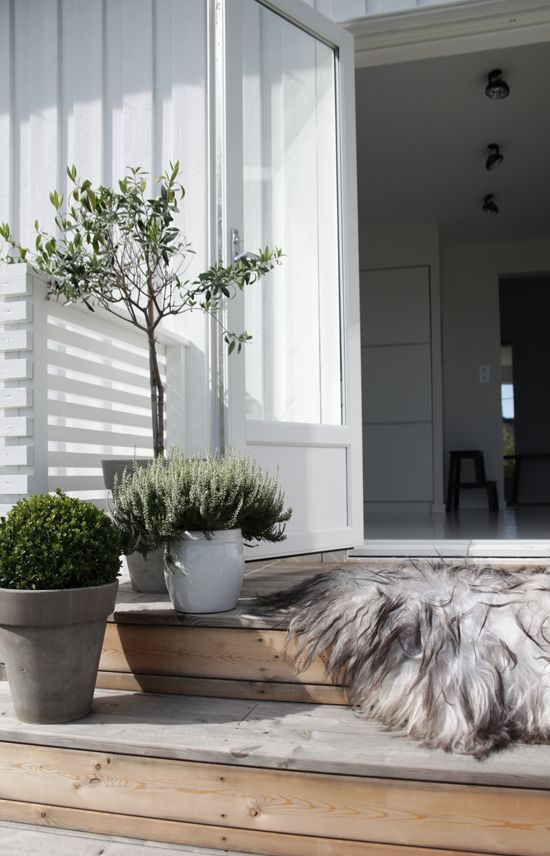 #Entryway #Husprosjektet (via Bloglovin.com ) #outdoor