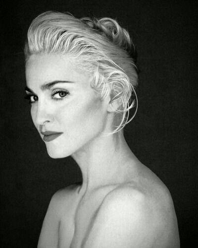 Madonna #cmonletsvogue