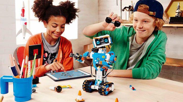 Robot Keren Dari Lego Memudahkan Anak Kecil Belajar Coding Dengan Cara Yang Menyenangkan