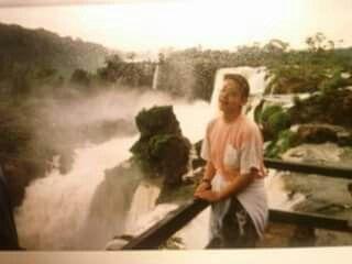 Wasserfälle in Iquasu,Brasilien