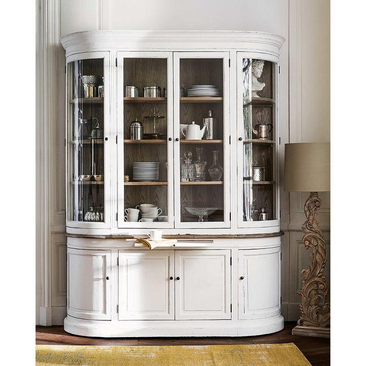 17 meilleures id es propos de vaisselier blanc sur. Black Bedroom Furniture Sets. Home Design Ideas