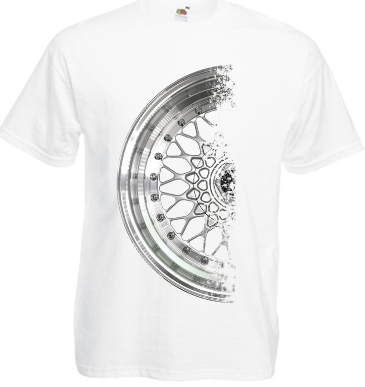T-Shirt bbs RS Alloy Rims Retro BMW Wheels M Power JDM Drift Gift Oldschool P001  If you need personalised t-shirt, write to us.Send your foto, text and details about place on t-shirt.We will create t-shirt specially for you.