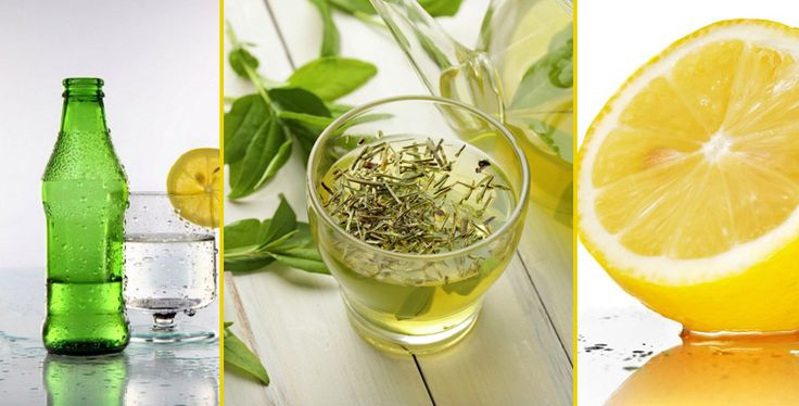 Yeşil Çay Limon Soda ile zayıflama kürü nasıl yapılır.Limon ve yeşil çayı bir sürahiye alın ve üzerine kaynar su ekleyerek demlenmesini bekleyin.