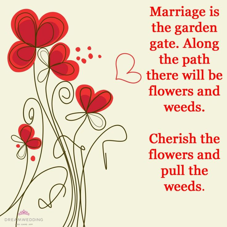 10 Positive Quotes For a Successful Marriage