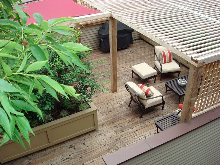 79 Best Images About Roof Top Deck Ideas On Pinterest