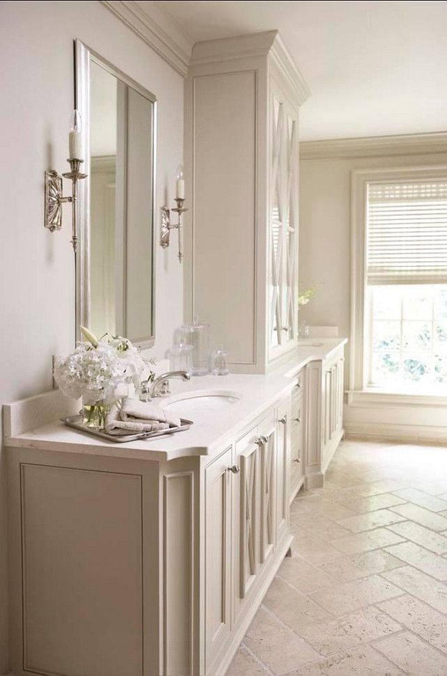 Bathroom Limestone Flooring