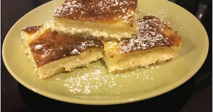 Mennyei Rengős rétes 🍋 recept! Egyszerű, könnyű sütemény. A nyári gyümölcsszezonban a túróhoz egy kevés villával összetört vagy turmixgépben pépesített málnát, barackot is keverhetünk.