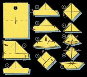 racconti fiabe filastrocche e.. non solo: barchetta di carta