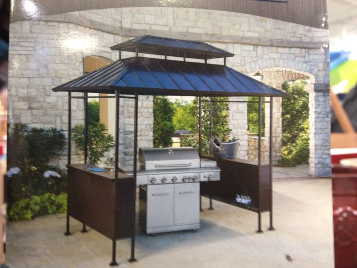 Best 25+ Grill gazebo ideas on Pinterest