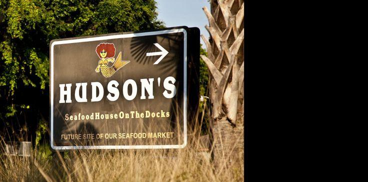 Seafood Restaurant   Hudsons   Hilton Head Island