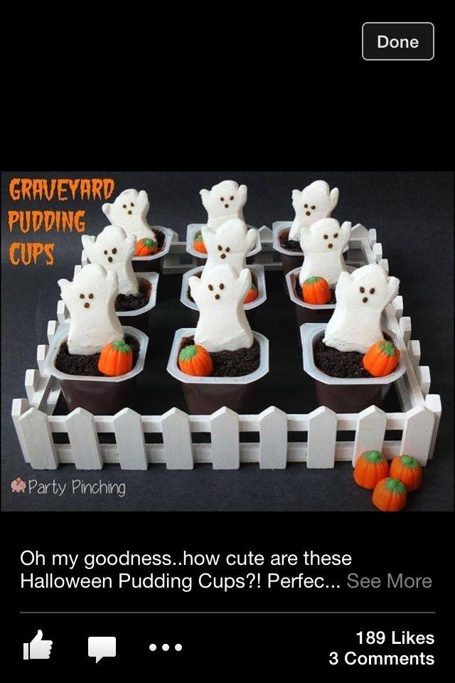 Halloween snack!@Julie Forrest Forrest Meyers-Holubeck