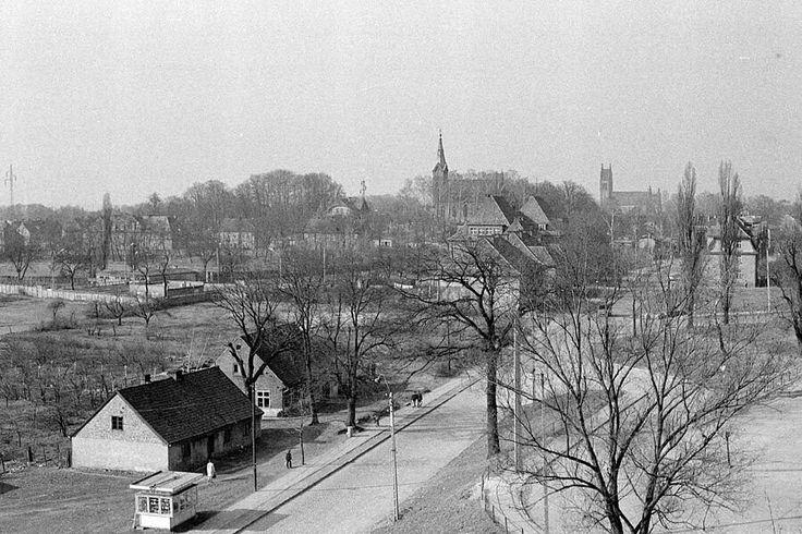 Elbląg quite long time ago.