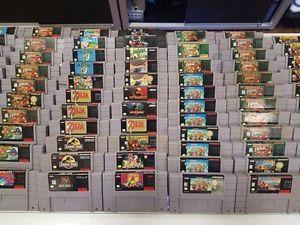 ACHAT JEU NINTENDO-64-SUPER- NINTENDO-NES-35$ A1000$+ VOIR ...