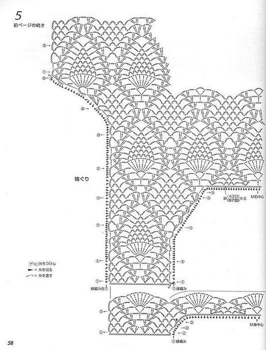 Maravilhas do Crochê: Crochê com Motivo Abacaxi