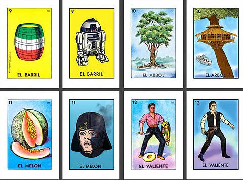 Star Wars Loteria tribute - Boing Boing