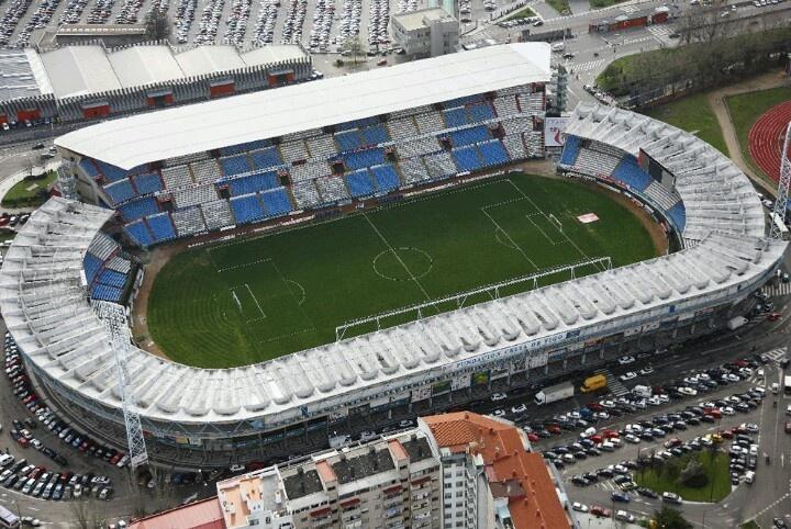 Balaidos- Celta de Vigo, Spain