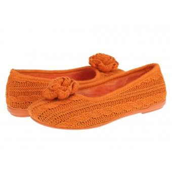 Papuci casa dama Arbequina Gioseppo naranja #homeshoes #cozy #Shoes
