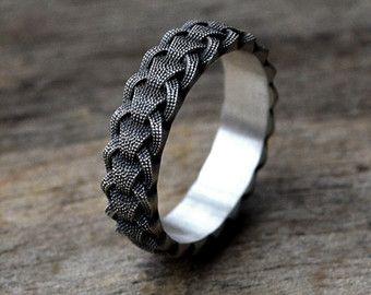 Norse Ringerike Dragon Viking  Ring Scandinavian by WearTheRare