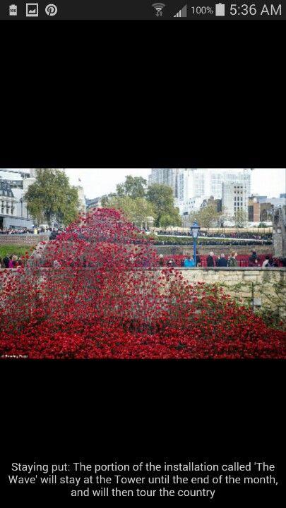 memorial day uk 2014