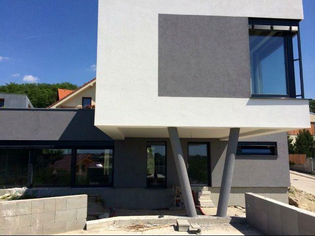 Realizácia rodinného domu na kľúč v Stupave. #architecture #design #house #building #construction #minimalism