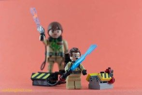 I haven't only played with LEGO in my life. Back in Christmas 1974 we received our first Playmobil Knights sets. We were frustrated by the legs being locked together, and I managed to give …