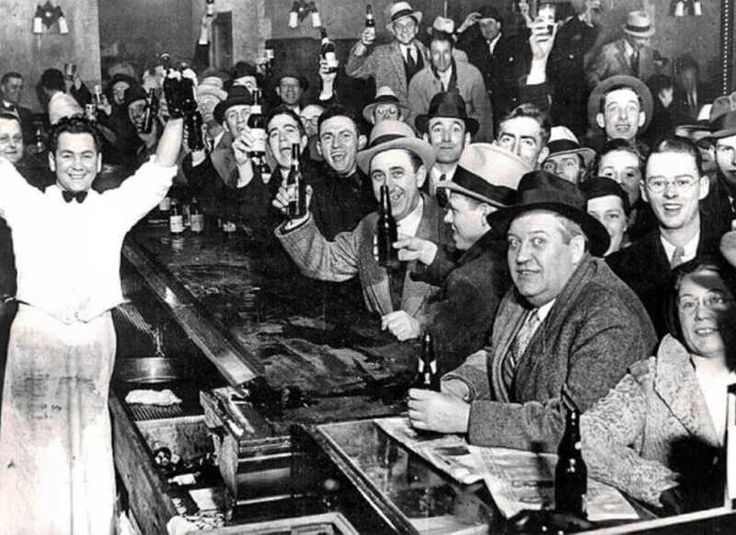 The night they ended Prohibition, December 5th 1933.  Rare Photos of History – Page 28 – Daily Bananas