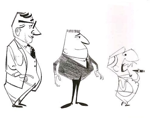 The Blackwing Diaries: Cartoon Modern, the book