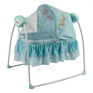 Sunny Baby Caretta Sallanır Beşik Mavi