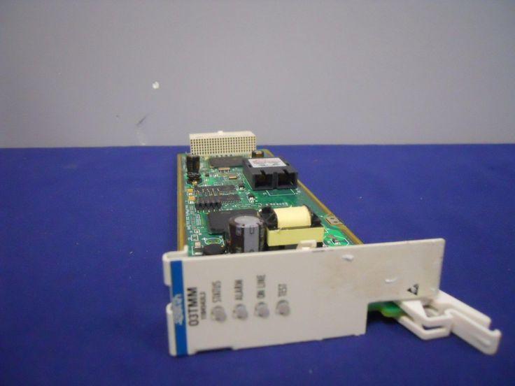ADTRAN 03TMM 1184543L3 OPTI-6100 OC-3 Multi-Mode Tributary Expansion Module