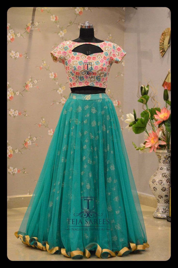 TS 1LH4 - 173 - OCTAvailableFor queries/ price detailsWhats App us on8341382382 Reach us on8790382382 orplease mail us attejasarees@yahoo.com tejasarees LikeNeverBefore hyderabad designerwear croptops tejupavuluri Stay Amazed!!!Team Teja! 18 October 2016