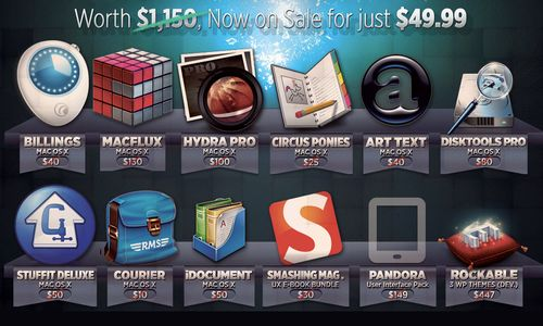Get Get 9 Best Selling Mac Apps & More For One Shockingly Low Price - The Mac Productivity Bundle 3.0 (95% off)