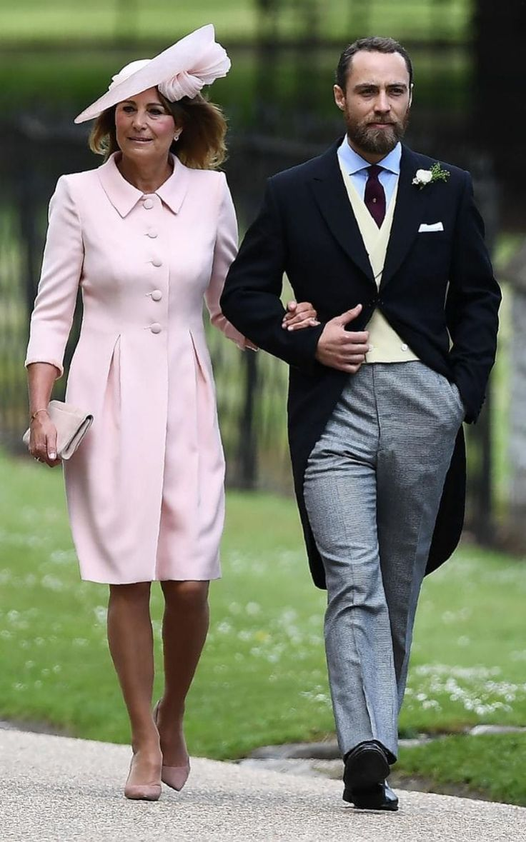 Carole Middleton has, perhaps unwittingly, become a pin-up for great mother of the bride style;