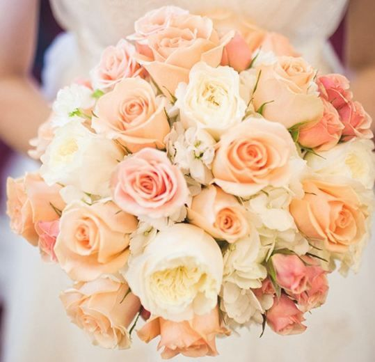 Summer Coral: Wedding Inspiration
