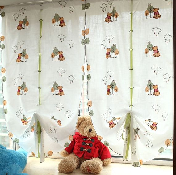 Curtain Rods bear curtain rods : 17 Best ideas about Tie Up Curtains on Pinterest | Basement window ...