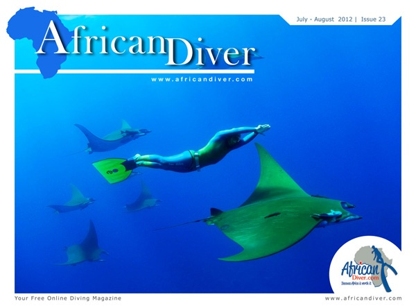 Issue 23: Download for free. http://africandiver.com/index.php/magazine/download-issues