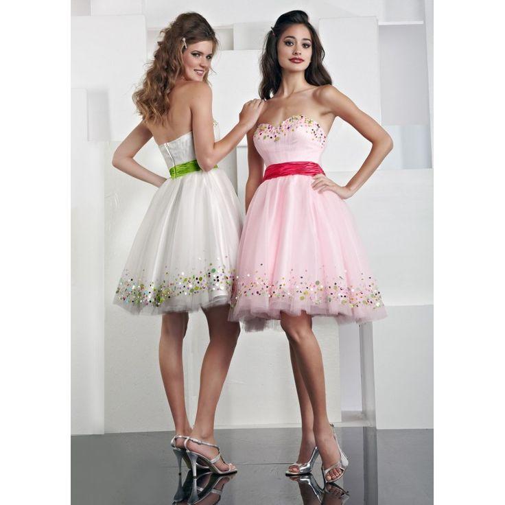 66 best cute dresses images on Pinterest   Cute dresses, Bridal ...