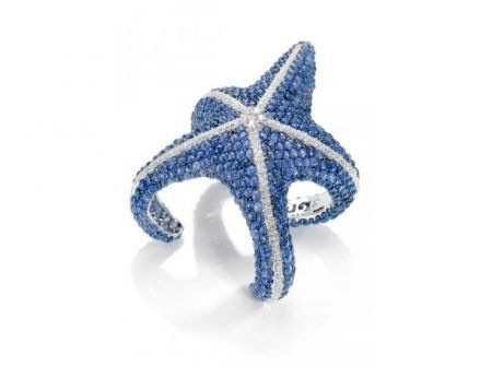 De Grisogono Starfish Ring