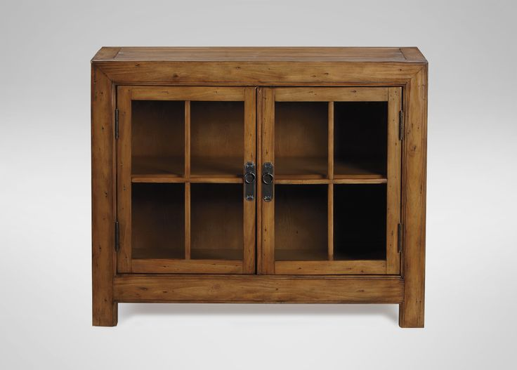 Ming Small Media Cabinet